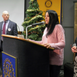 College Dreams mentor LatinaX Grants Pass Rotary 121119
