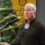 Chris Matthews Grants Pass Rotary 121119 song pledge
